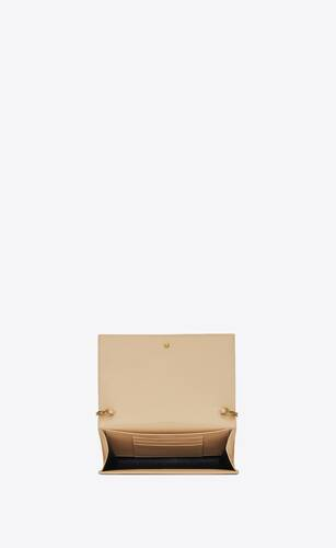 saint laurent paris mini bag in matte leather