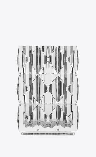 baccarat luxor vase in crystal