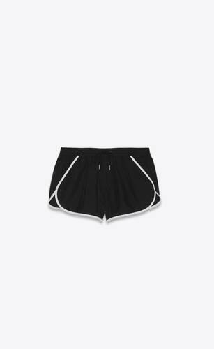 saint laurent swim shorts
