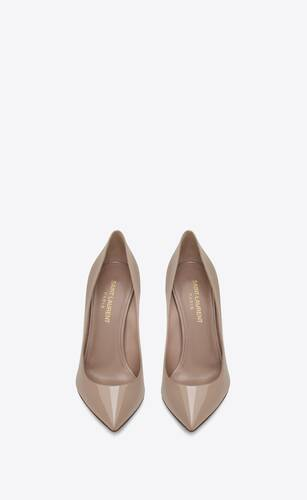 anja pumps in patent leather