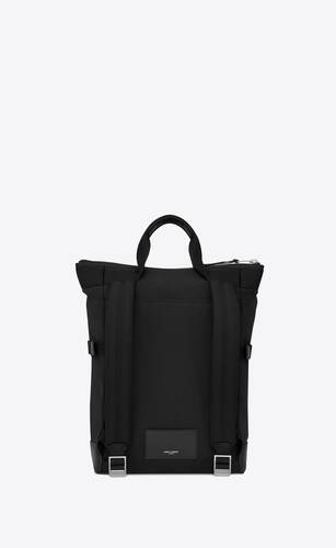 rivington race convertible backpack in canvas