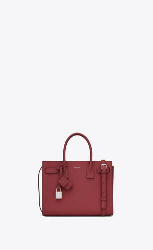 classic sac de jour baby in grained leather