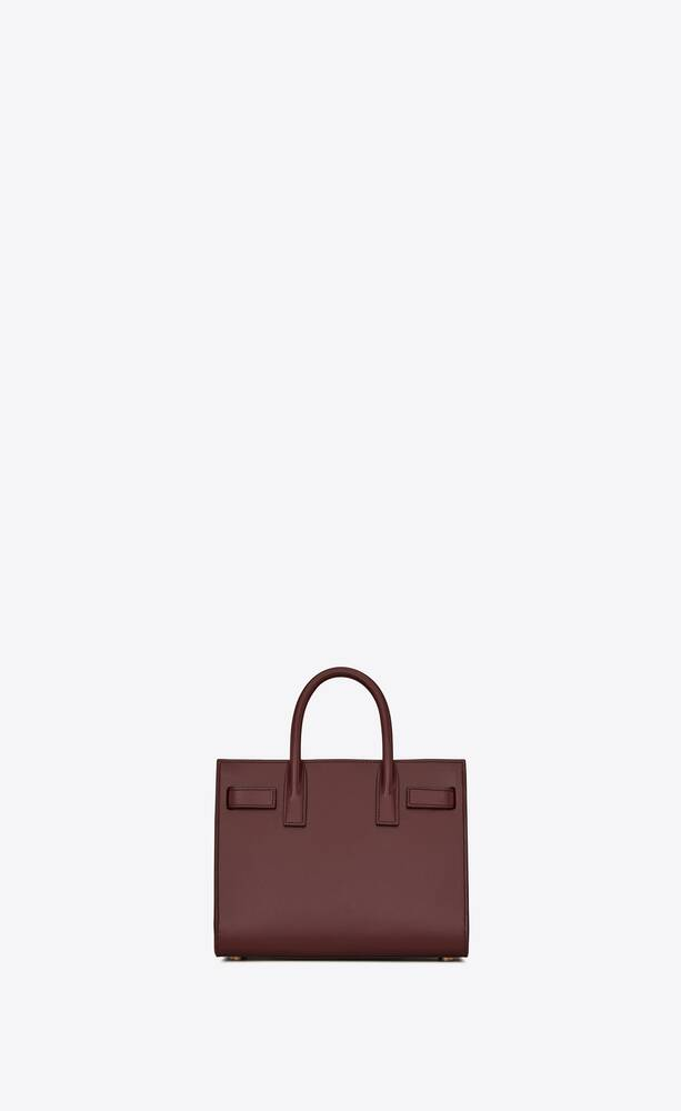 classic sac de jour nano in smooth leather