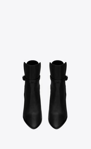 76 jodhpur boots in smooth leather