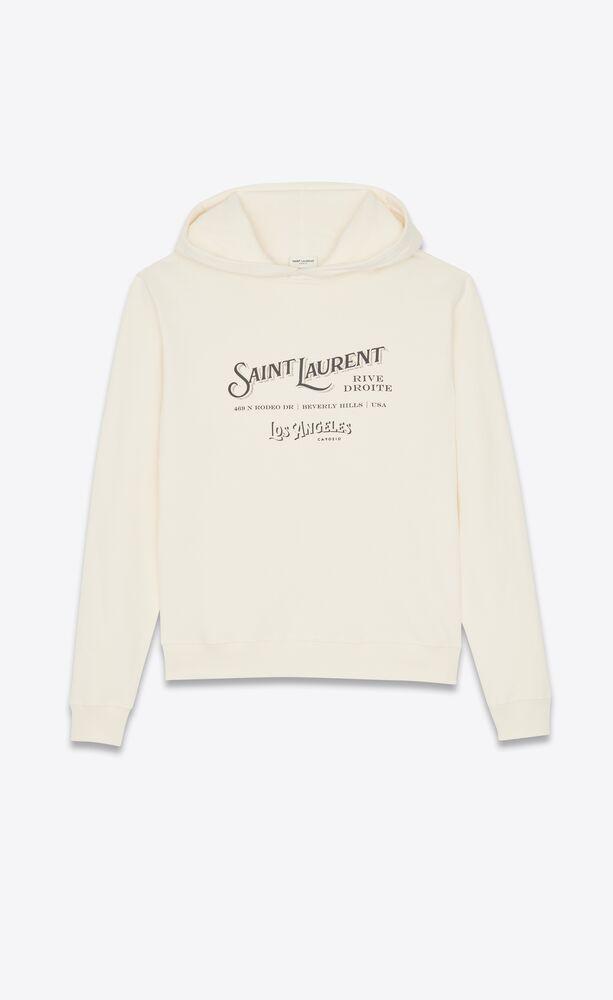 los angeles city hoodie