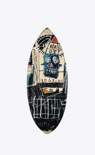 skimboard jean-michel basquiat