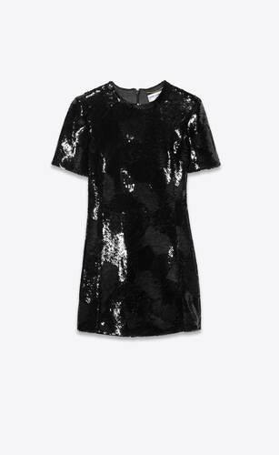 オリガミスパンコールフィットドレス