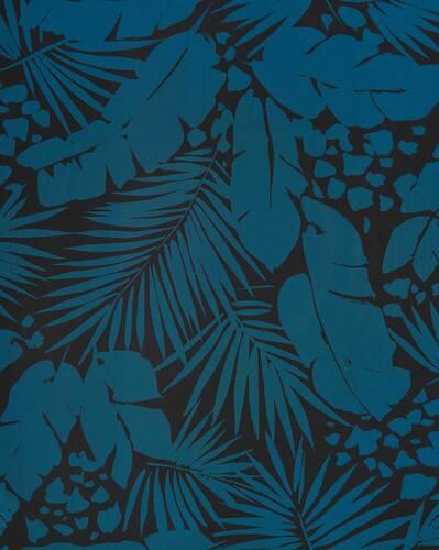 shirt in tropical silk crepe de chine