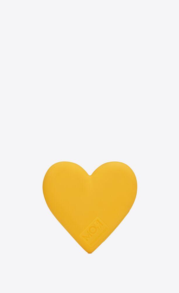 mojipower heart power bank