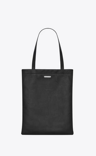 antibe shopping bag in leather