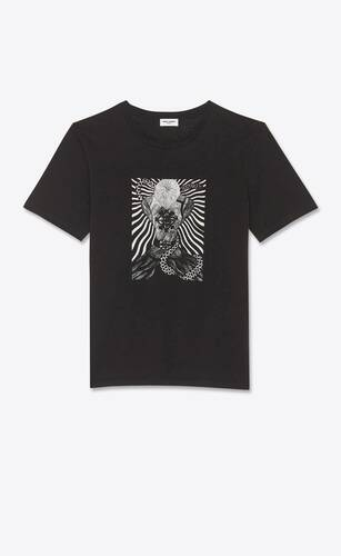 illustrated t-shirt