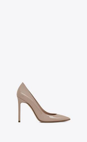zapatos de salón anja de charol