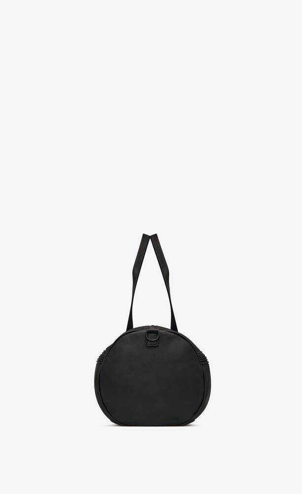 noé large sport bag in smooth leather