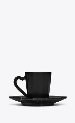 service à café en marbre