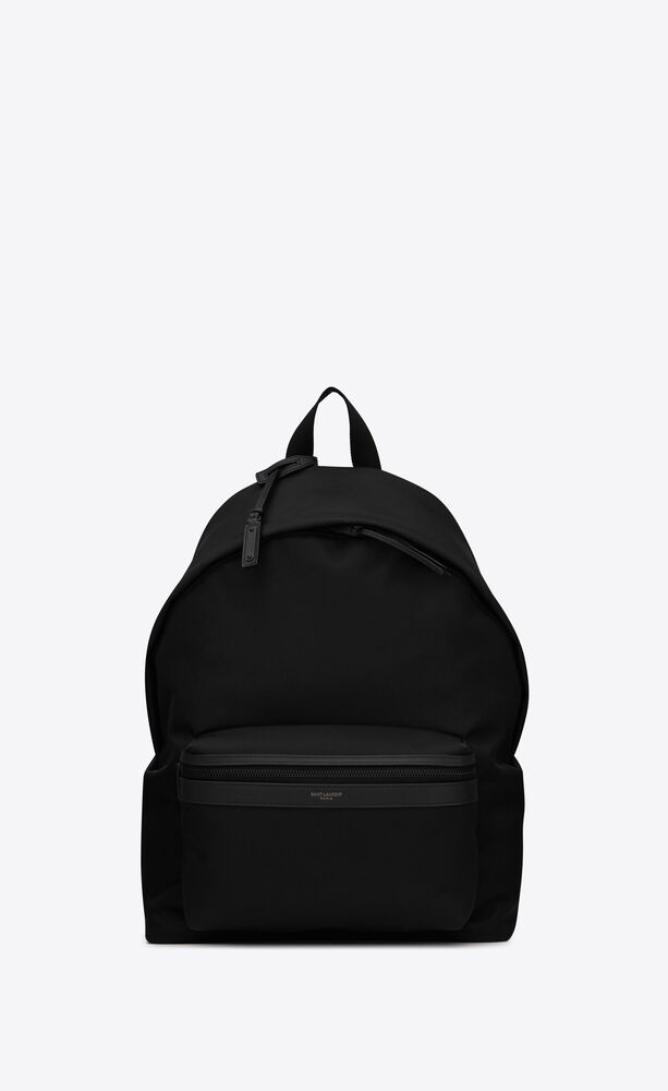 city backpack in nylon