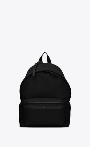 city backpack in nylon