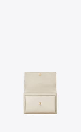 medium sunset satchel in smooth leather