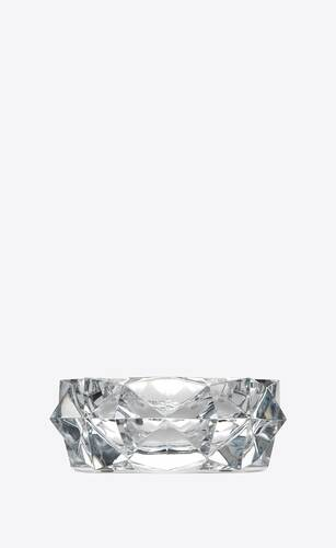 baccarat cordoue ashtray in crystal