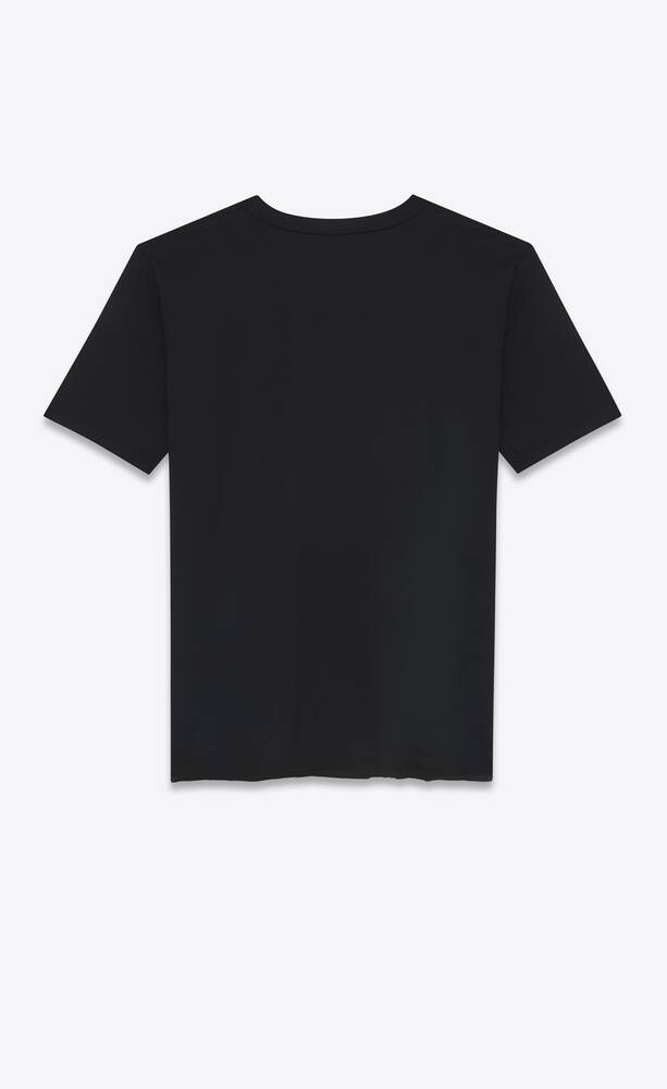 """saint laurent bauhaus"" t-shirt"