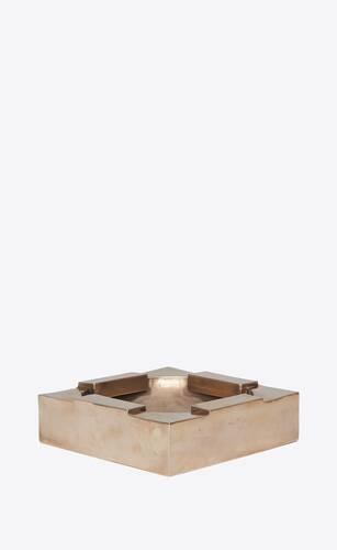 pin tray in brass