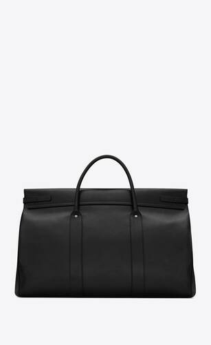 verneuil large duffle in smooth leather