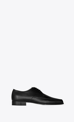 marceau derbies in smooth leather