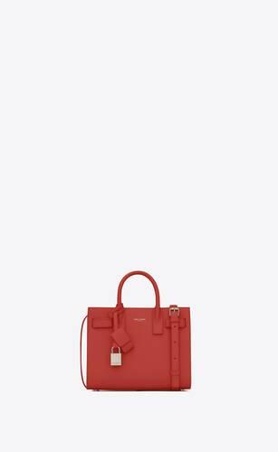 sac de jour nano in grained leather