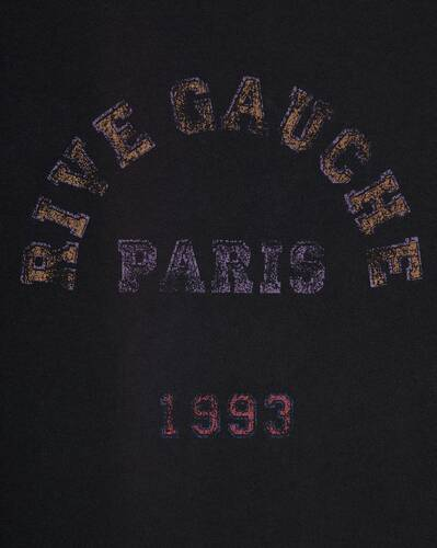 """rive gauche paris 1993"" t-shirt"