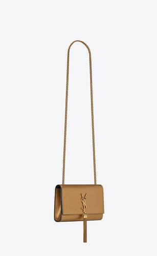 kate small with tassel in laminated leather