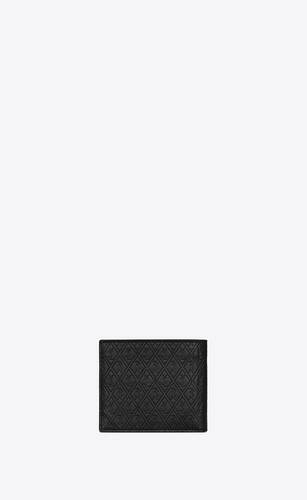 le monogramme all over east/west wallet in embossed smooth leather
