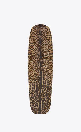 leopard skateboard grip