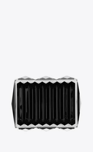baccarat luxor pin tray in crystal