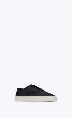 venice sneakers in grained leather