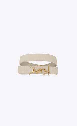 opyum double wrap bracelet in vintage lambskin