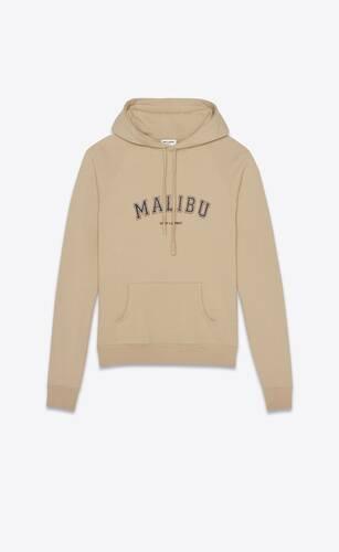 """malibu saint laurent"" hoodie"