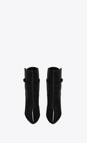 76 jodhpur boots in patent leather