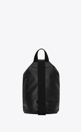 city sailor backpack in smooth leather