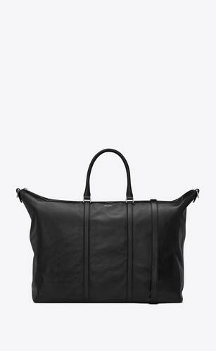 camdem shopping bag in supple matte leather