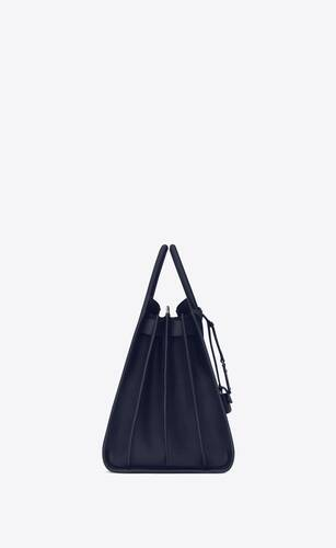 sac de jour large in grained leather