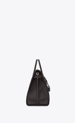 sac de jour 48h duffle bag in grained leather