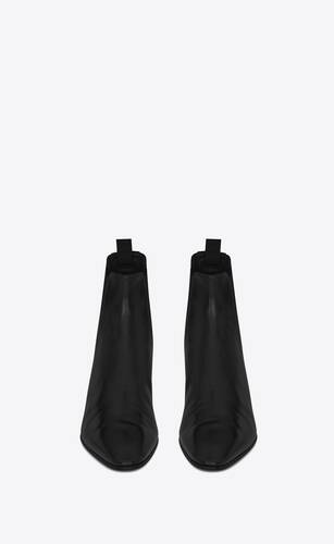 vassili chelsea boots in smooth leather