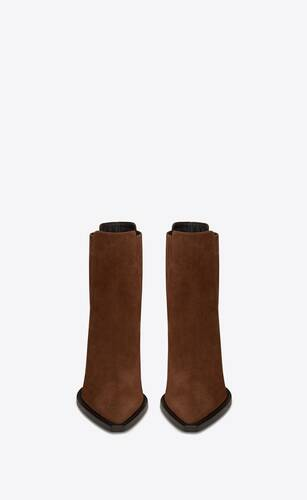 theo chelsea boots in suede