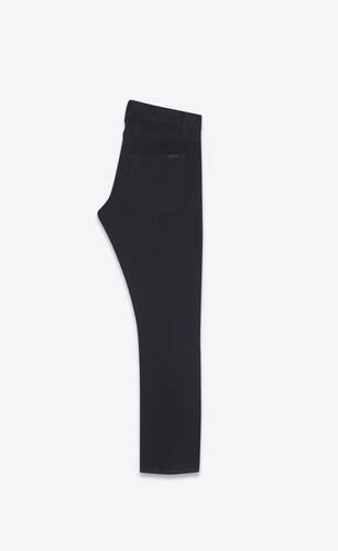 etienne pants in worn black denim