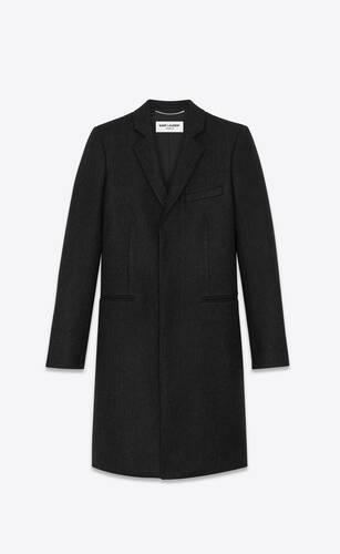 chesterfield wool coat