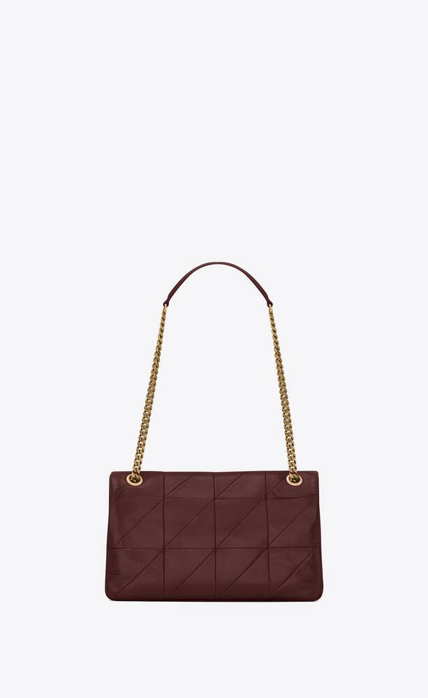 borsa jamie medium in pelle patchwork