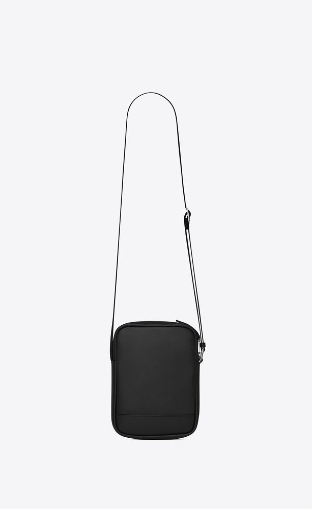 rivington race pouch in leather