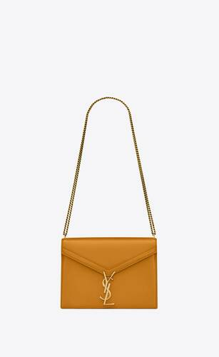 bolso cassandra de piel box saint laurent