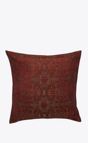 oversized marrakesh cushion