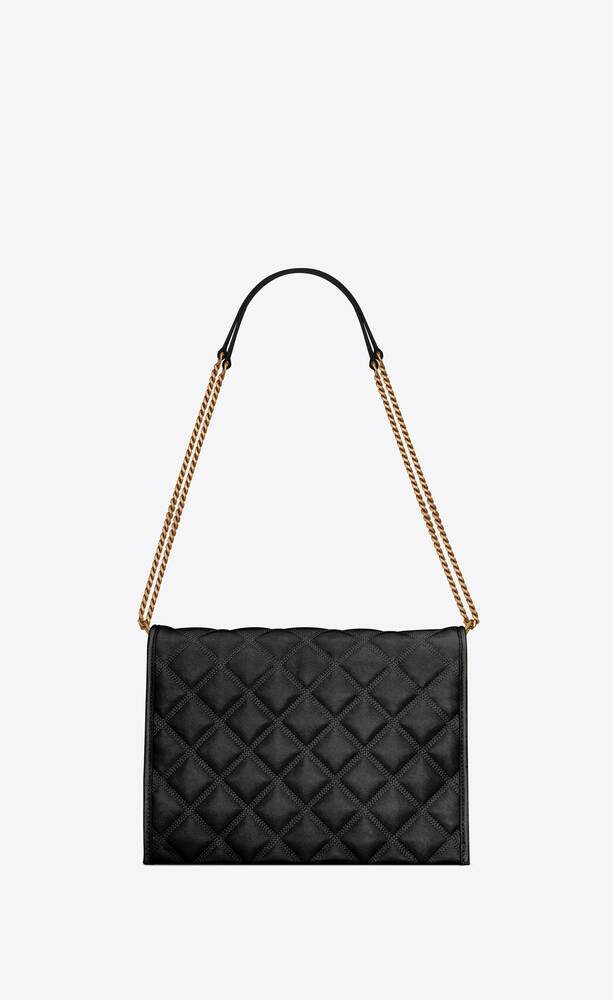 becky small chain bag in quilted lambskin