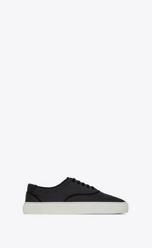venice sneakers en cuir grainé